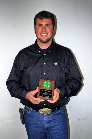 Papillion resident named 4-H Volunteer of the Year
