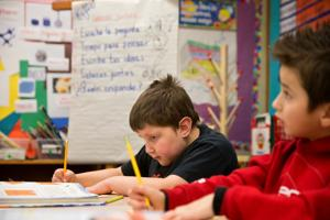 OPS dual-language program has others itching to be copy cats