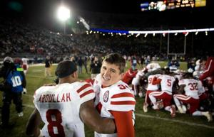Pat answers: Smith delivers big kick in OT as Huskers again show survival instinct