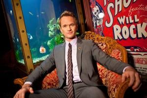 Photo evidence: Apparently NPH had a lot of fun in Mexico...