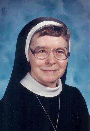 Mass today for longtime nun and educator Sister Consolata Sonka, age 100