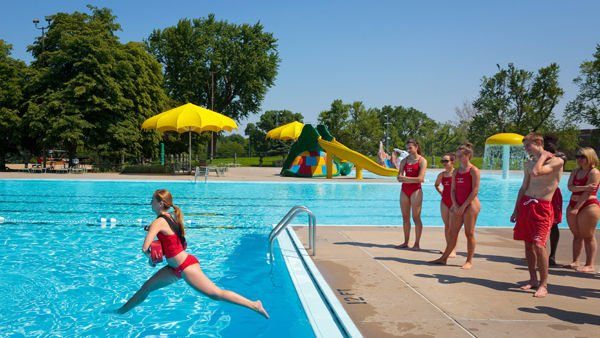 Omaha area pools open this weekend with new hours some reduced rates omaha metro Gallagher swimming pool omaha ne