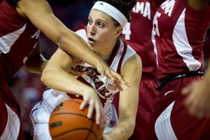 Husker women ready for MSU, Big Ten's best shot