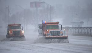 City pretreated Omaha streets with brine to make snow easier to plow