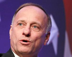 Don't count Steve King out if he runs for Senate, Harkin says