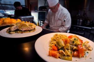 Dining Review: Harvest Cafe has a welcoming vibe and a delightful menu