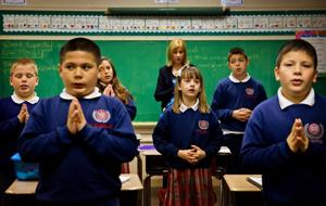3 Catholic grade schools plan special events to say goodbye