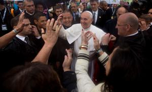 Pope's words about gays show compassion, not change in doctrine