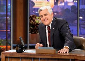 Johnny Carson, Prince, Bob Dole: Brad Dickson recalls his time writing for Leno on 'The Tonight Show'
