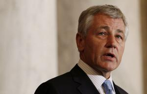 If nominated, Chuck Hagel could face bruising confirmation fight for defense post