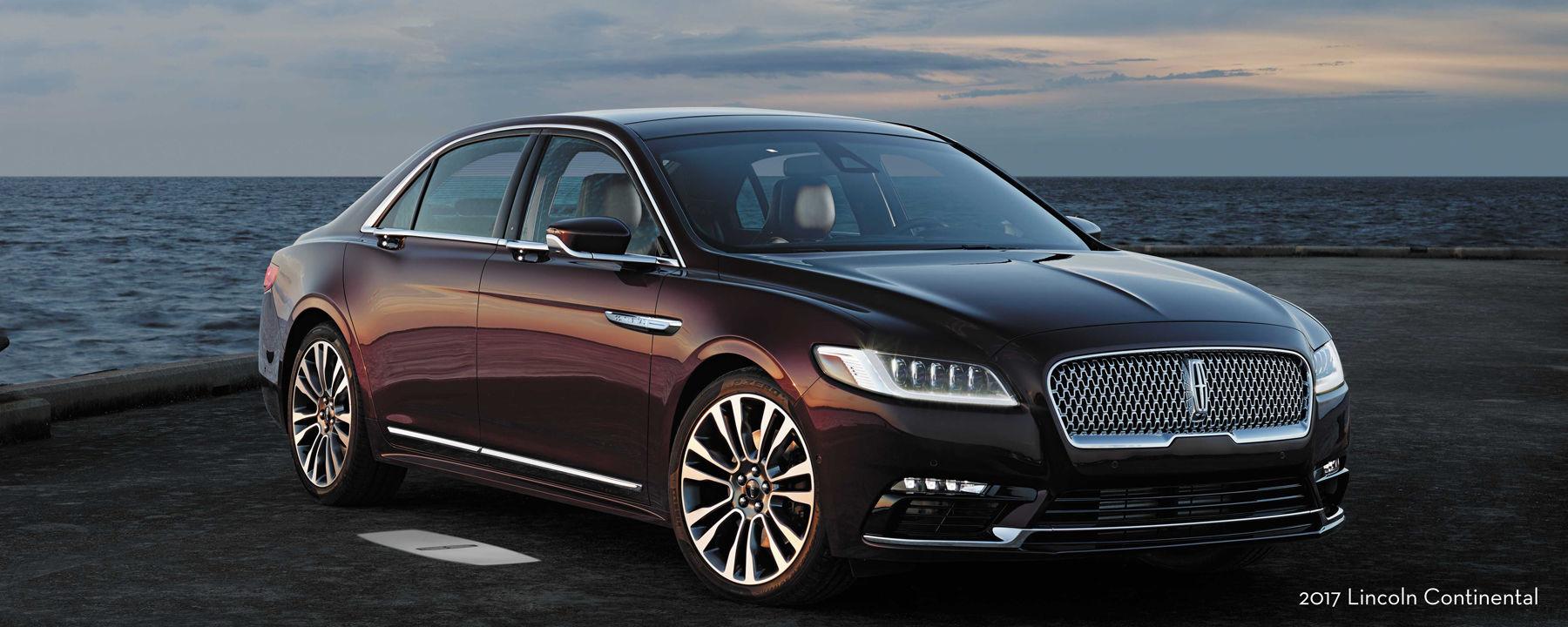 2017 Midlands International Auto Show - Lincoln Continental