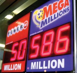Mega interest in Mega Millions as jackpot flirts with record