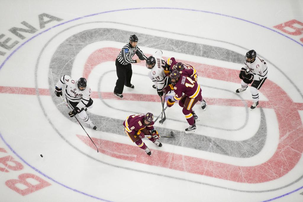 NCHC: Avery Peterson Transferring To UMD