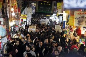 Iran sanctions eased, but pinch still felt