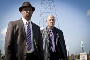 Actor Mark Strong gets second crack at 'Low Winter Sun'