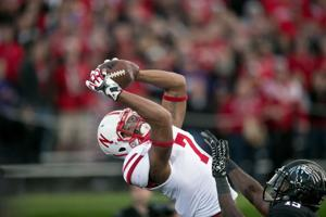 Comeback within reach for NU receivers