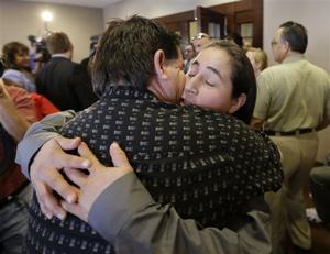 Remaining 3 'San Antonio 4' women set free