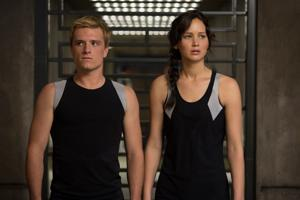 Trailers: At the box office, 'Hunger Games' likely to catch fire