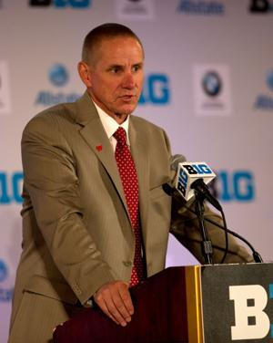Chatelain: Badgers' boss is all steak and no sizzle
