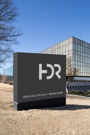 New HDR branding reflects global presence