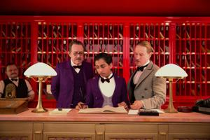 Movie review: Wes Anderson at oddball best in 'Grand Budapest Hotel'