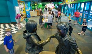 Omaha Children's Museum sets attendance record in 2013