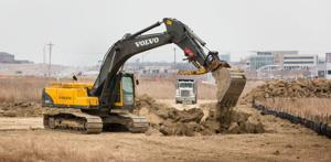 New Deeb Realty home finally going up at 168th, West Dodge after nearly 3-year wait