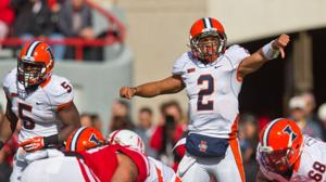 Illinois offense gives itself a thumbs-down