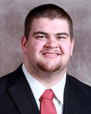 Q&A: Nebraska offensive lineman Brent Qvale