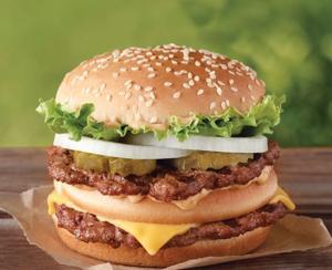 Burger King's 'Big King' looks an awful lot like McDonald's Big Mac