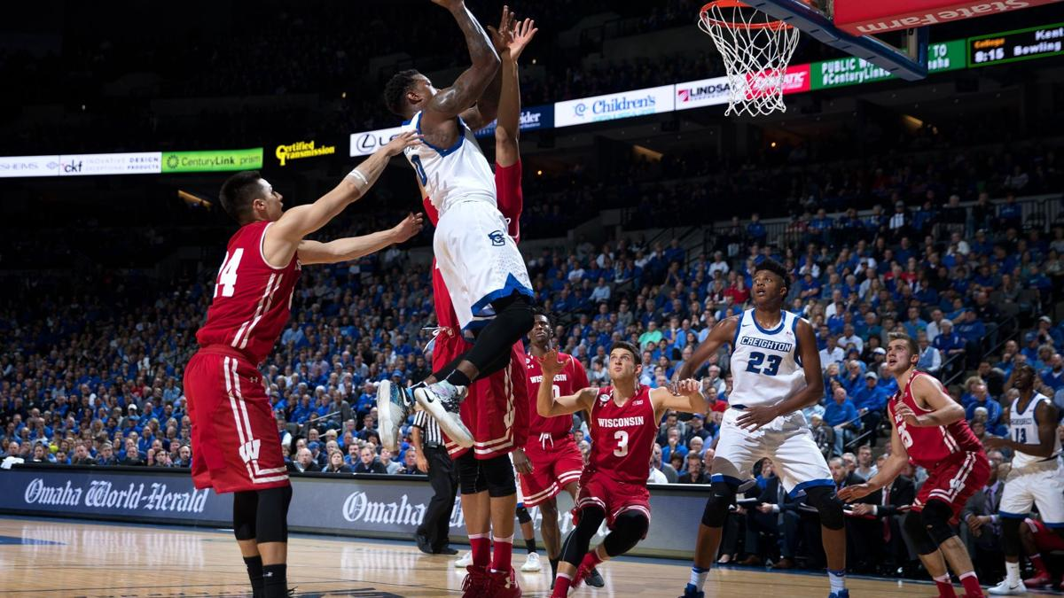 Jays take control in second half, survive late Badger rally
