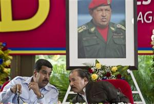 Venezuelan oil diplomacy curbed by economic crisis