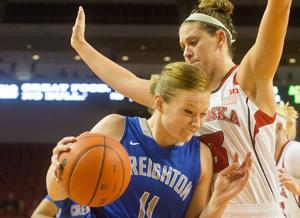 Husker women use second-half tear to run away from Jays