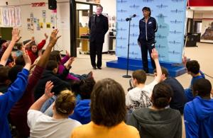Jackie Joyner-Kersee's still active — for charity