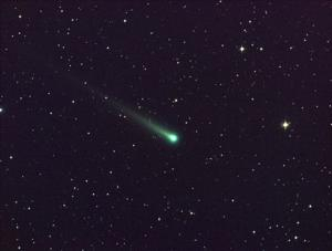 Brightest comet in almost 50 years is lighting up early-morning skies