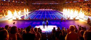 Swim Trials host city announced Saturday