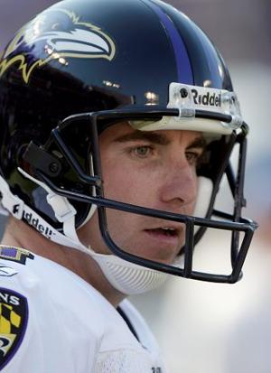 Koch glad to be cog in Ravens' machine