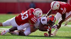 NU linebackers earn mixed audition grades