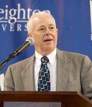 Rasmussen says role on NCAA committee will benefit Creighton