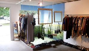 Benson art gallery temporarily converting to vintage clothing shop