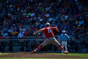 Rodon dominant in sending No. 1 seed to losers bracket
