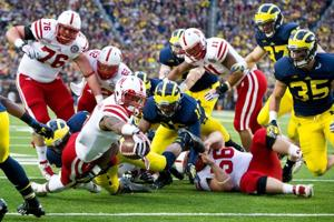 Bringing down the House: Pelini says NU's character shows in win at Michigan