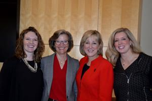 Women gather at UNL to discuss balancing family life, leadership roles in workplace