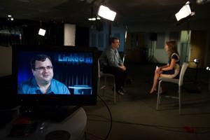 As some social media firms stumble, LinkedIn thrives
