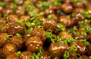 Omaha will temporarily host 25,000 meatballs this weekend