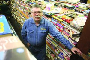 Actually, Council Bluffs does still have a book store