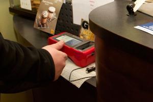 Small South Dakota college tests fingerprint ID technology