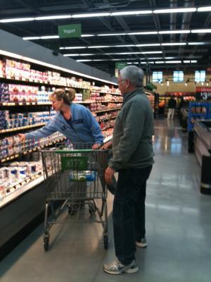 Walmart opens metro's first Neighborhood Markets