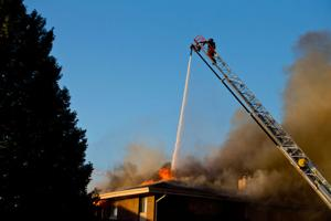 Residents saddened, stunned after apartment building fire