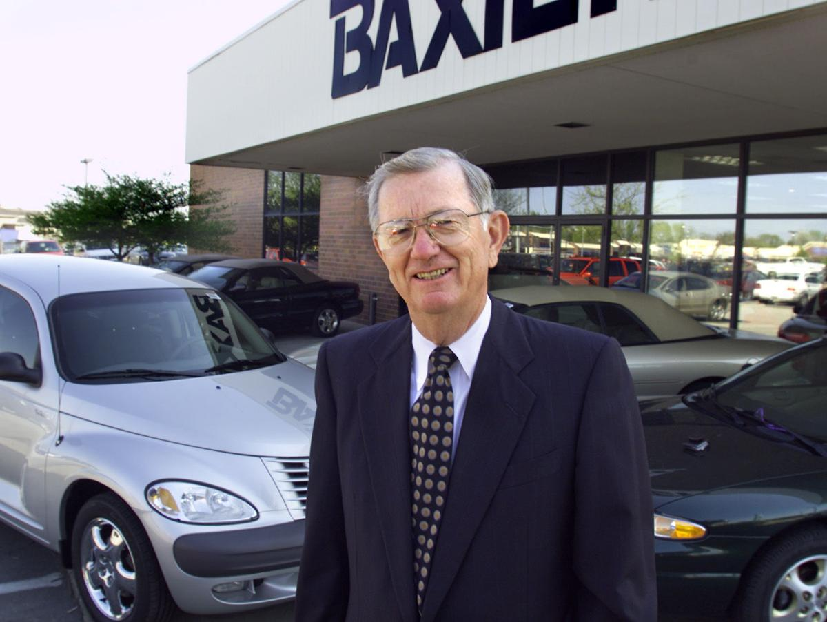 Extending The 39 Baxter Brand 39 Auto Group Makes 4m Deal